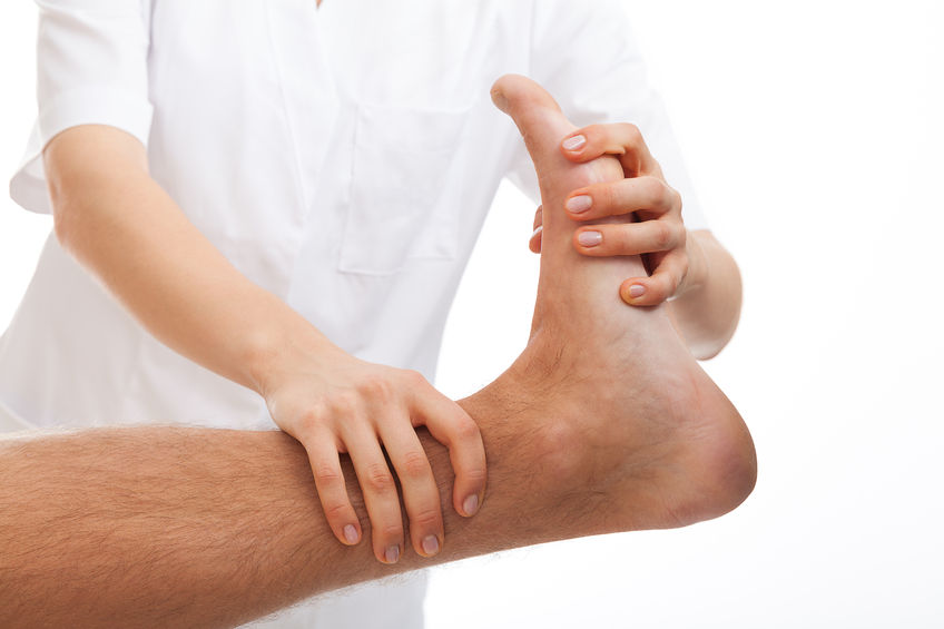 Foot Joint Therapy