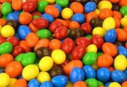 Candy and prescription pills