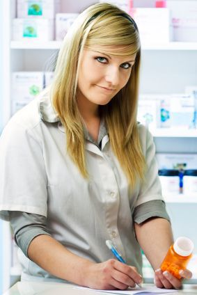 Many pharmacy errors are the result of young or untrained workers.