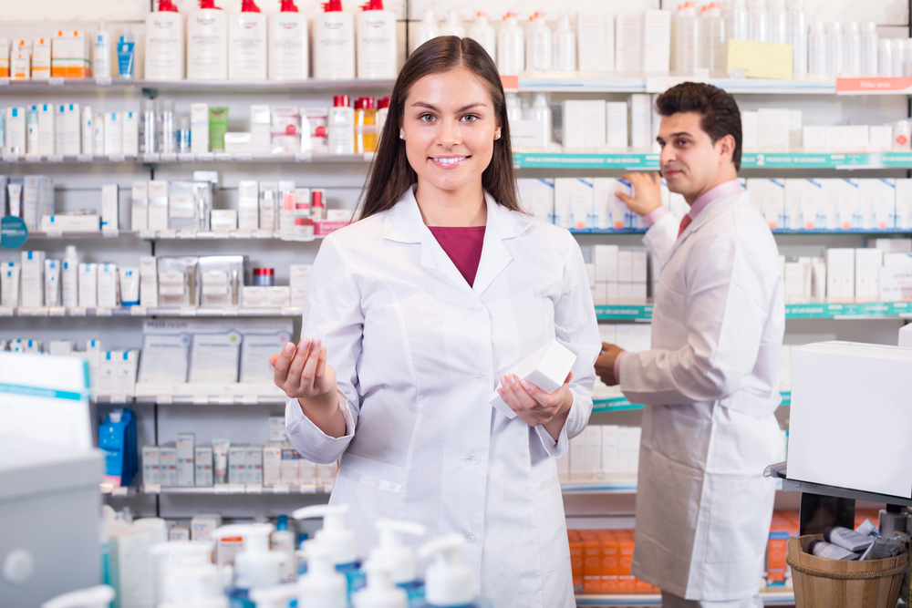 pharmacist to tech ratio