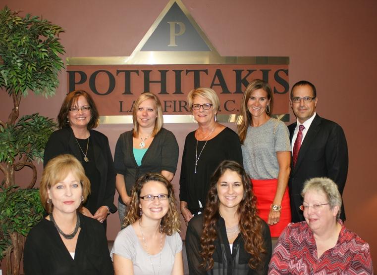 Pothitakis Law Firm Staff