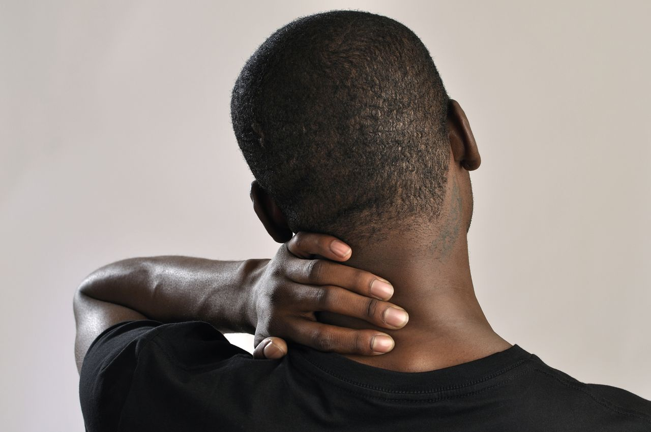 Neck pain - workers' compensation