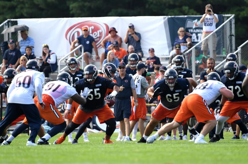 Chicago Bears football training camp