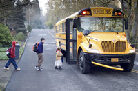 school bus safety for the fall