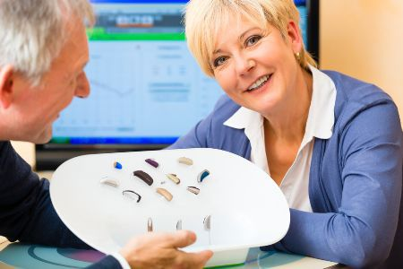 Hearing Aids and Hearing Testing