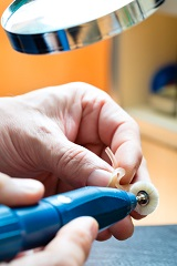 Home maintenance of your hearing device should be supplemented by regular professional cleaning