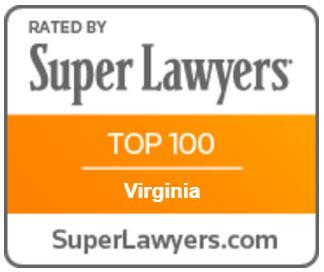 Top 100 Attorneys recognition for Brandon H. Zeigler, High Asset Divorce Attorney