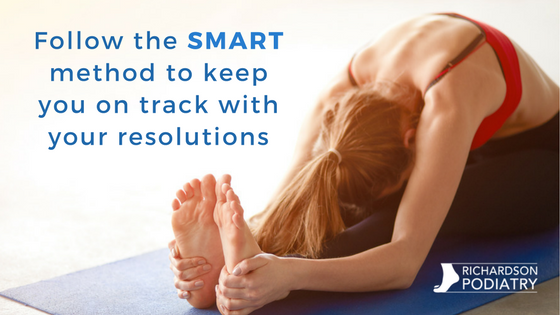 Keeping Your Health Resolutions All Year Long