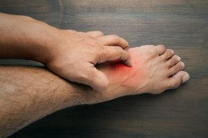 Managing psoriasis pain