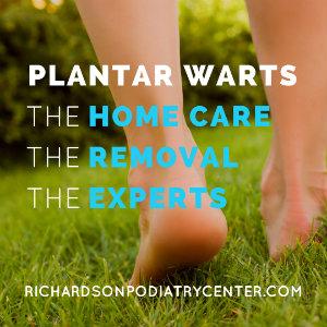 Plantar Wart Removal