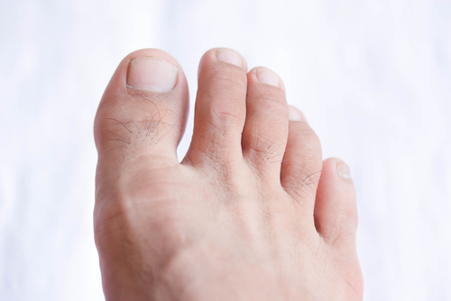 Pain In Toes