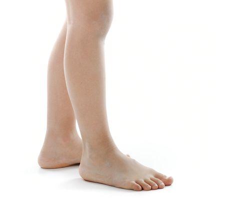 Child foot