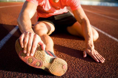 Runner Sprain