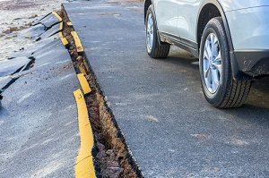 You may have a legal claim against municipal government if poor pavement maintenance has led to your injury