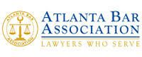 Atlanta Bar Association Badge