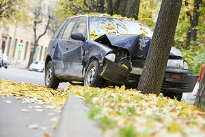 Some single-vehicle crashes are actually caused by negligent actions by another party