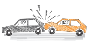 Rear-end collisions are common but dangerous events