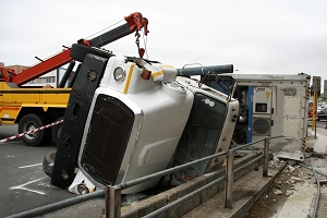 Truck driver negligence gives you grounds to file an injury claim
