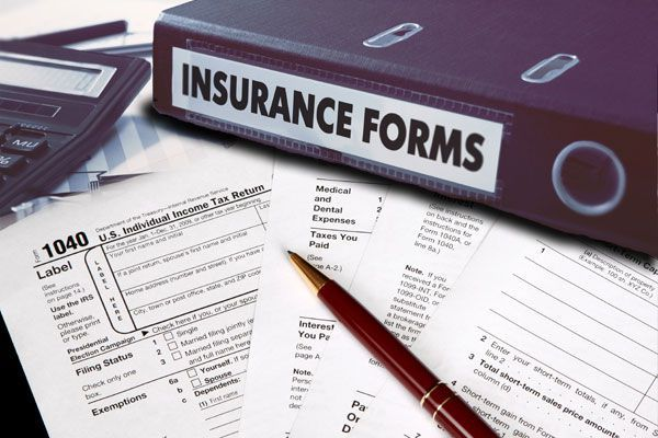 personal injury settlement taxable on tax form