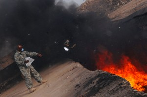 Veterans exposed to burn pits may be due disability benefits