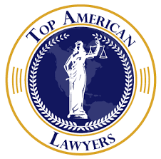 Top American Lawyers Badge