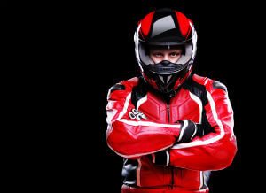 Motorcyclist Clothing To Stand Out For Drivers