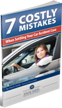 7 Costly Mistakes When Settling Your Atlanta Car Accident Case