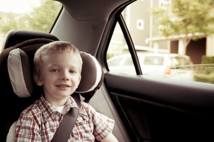Failure to use a child safety seat or seat belt figures into many Georgia accident deaths.