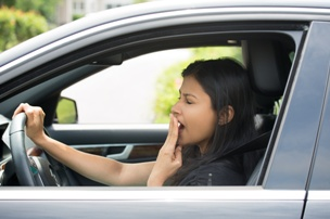 dangers of drowsy driving