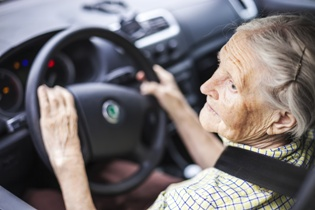 elderly drivers on medications