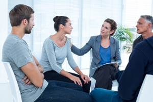 group therapy to cope with disabiling injury