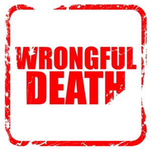 Wrongful death red stamp