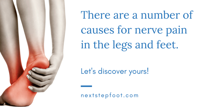 Nerve Pain Treatment in San Antonio | Next Step Foot & Ankle Clinic