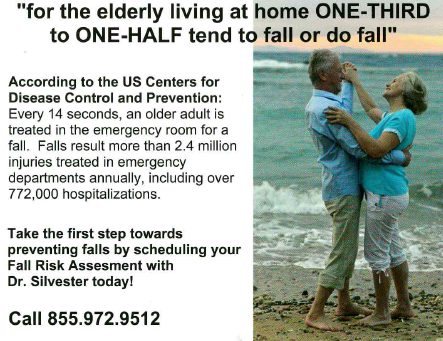 Fall Prevention Information