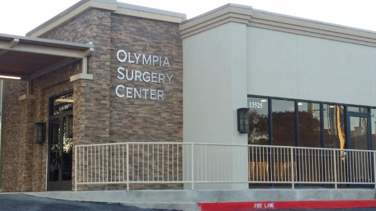 The Olympia Surgery Center in Universal City, TX