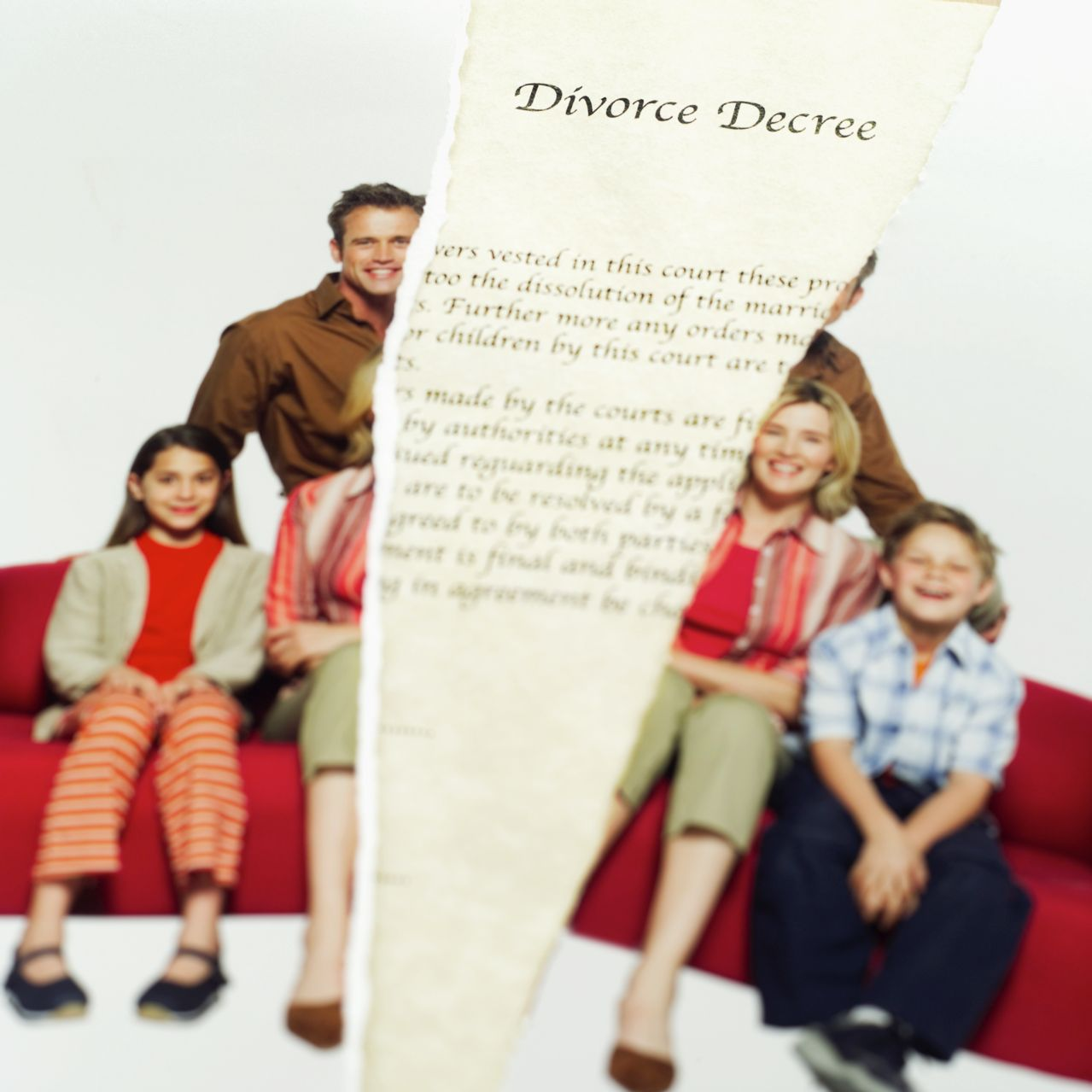 Addressing the Needs of Teens After Divorce