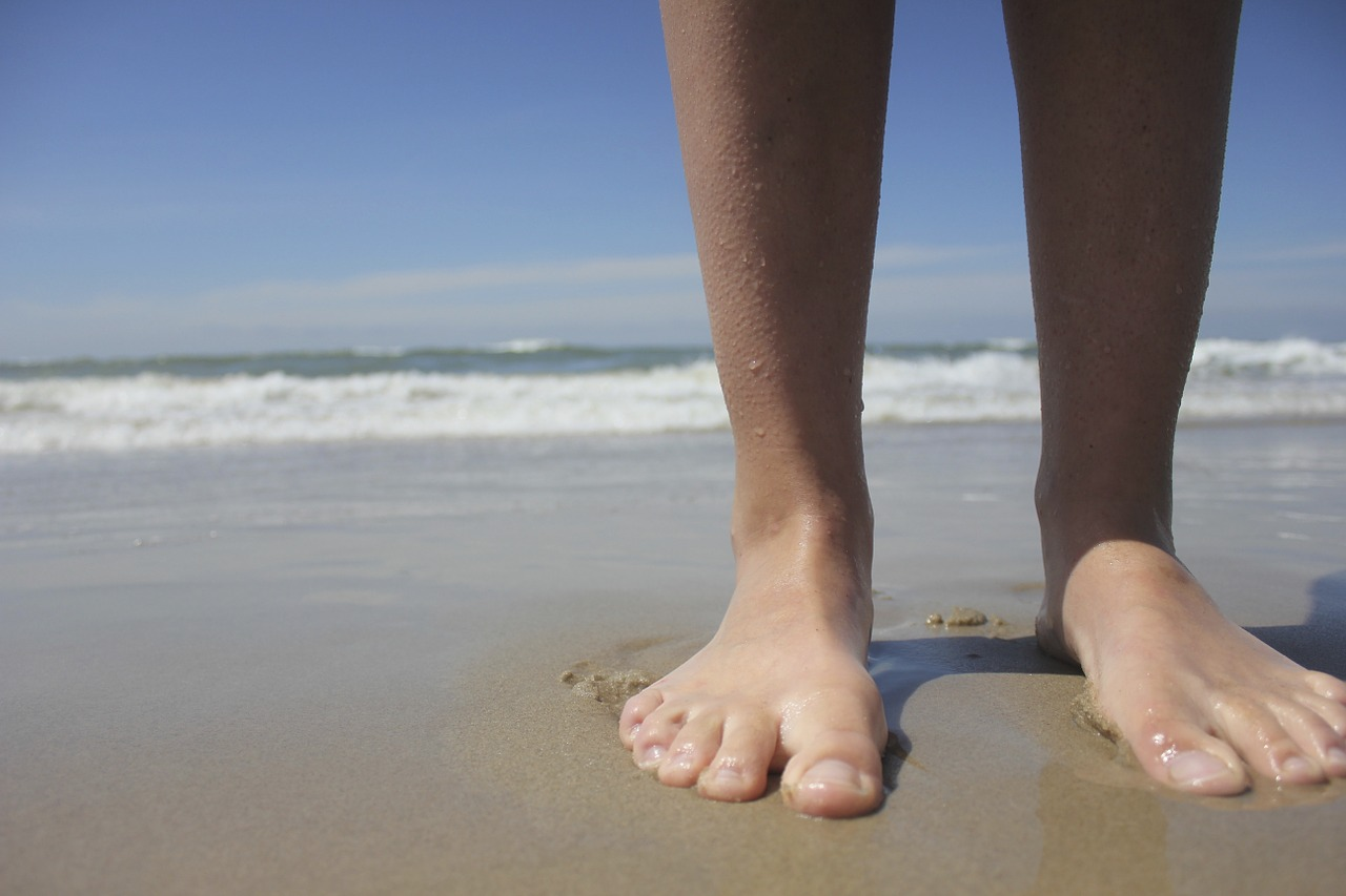 5 Good Things You Can Do For Your Feet