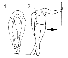 Iliotibial Stretch