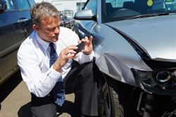 Call an accident lawyer before you speak with an insurance adjuster.