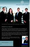 Promotional photo of Speaks Law Firm, a personal injury law firm in Wilmington, North Carolina.
