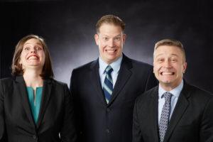 Springs Law Group attorneys having fun