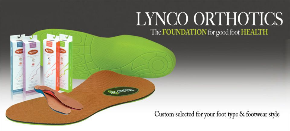 lynco over the counter orthotics