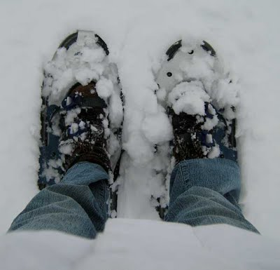 winter foot injuries