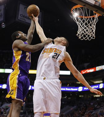 Phoenix Suns',  Alex Len Foot Problems
