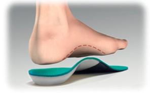 orthotics for heel pain