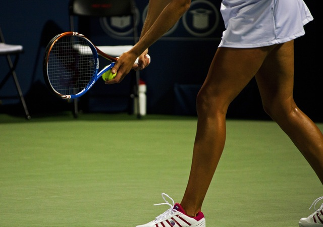tennis foot and ankle injuries