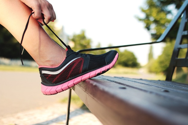running foot and ankle injuries