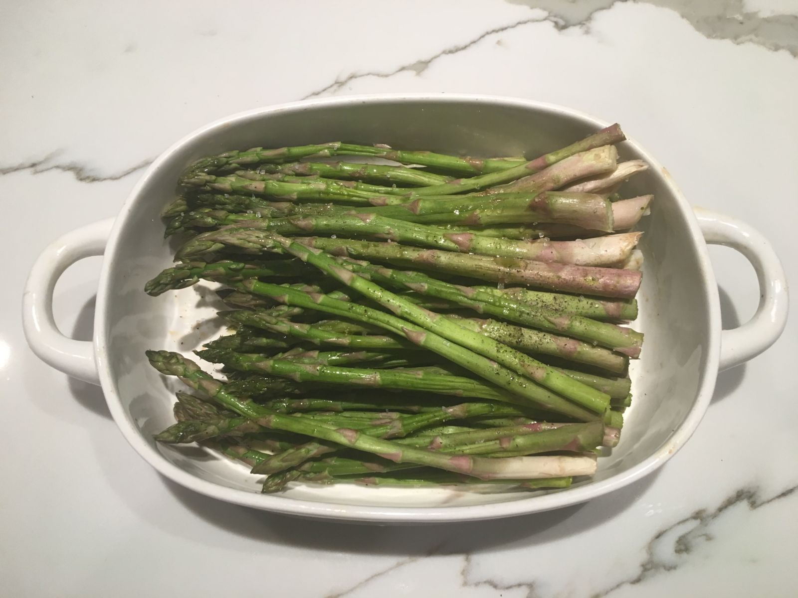This mouth-watering asparagus is great for your diabetic meal plan, and ready in just 10 miuntes!