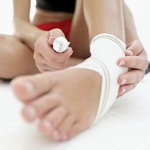 Houston podiatrist treats sports injuries of the foot and ankle