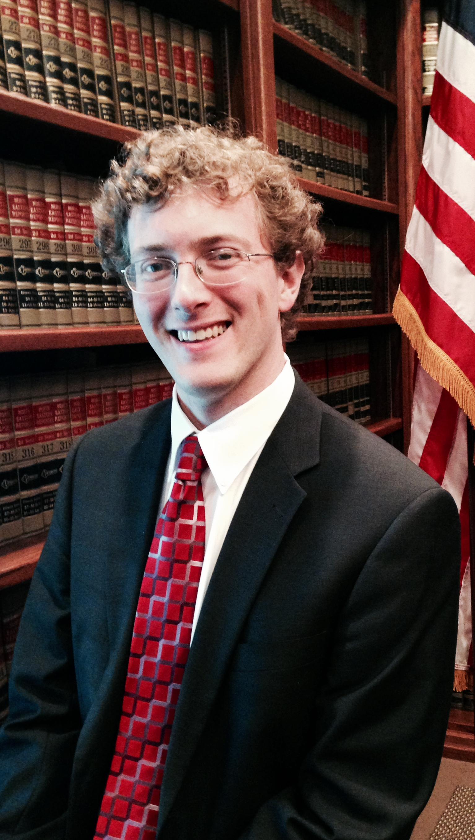 Attorney Alex Heritier